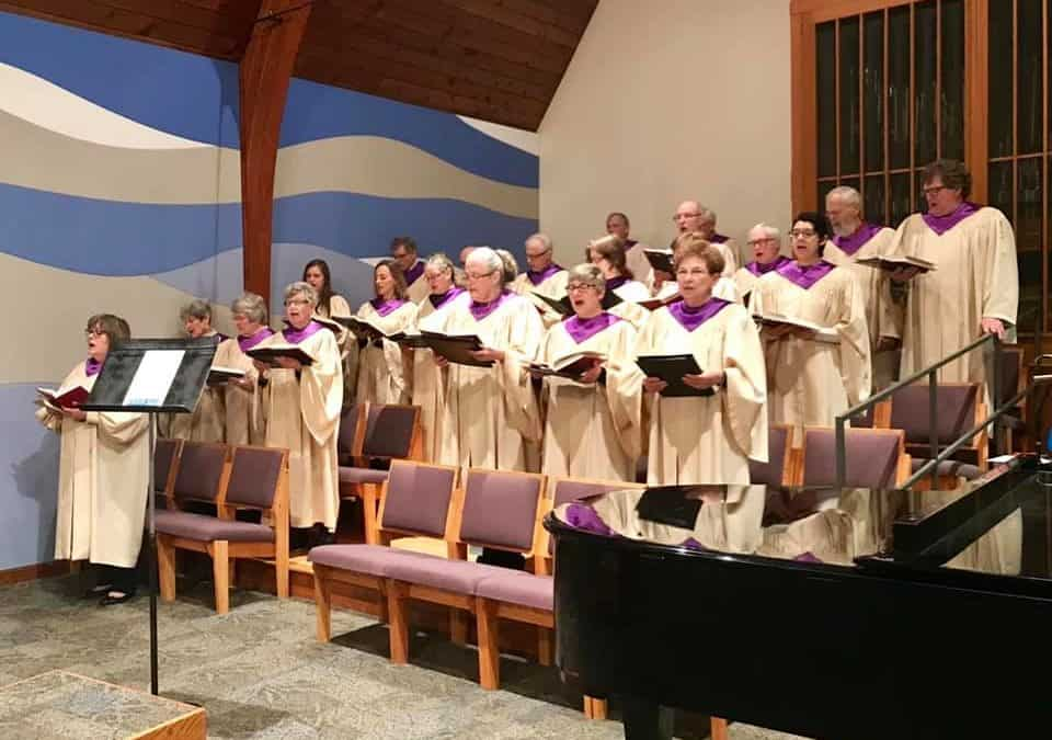 Chancel Choir – Fall Start Up