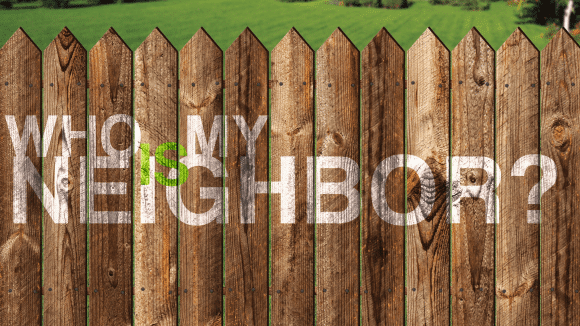 Who is My Neighbor? – Reflections from Milt