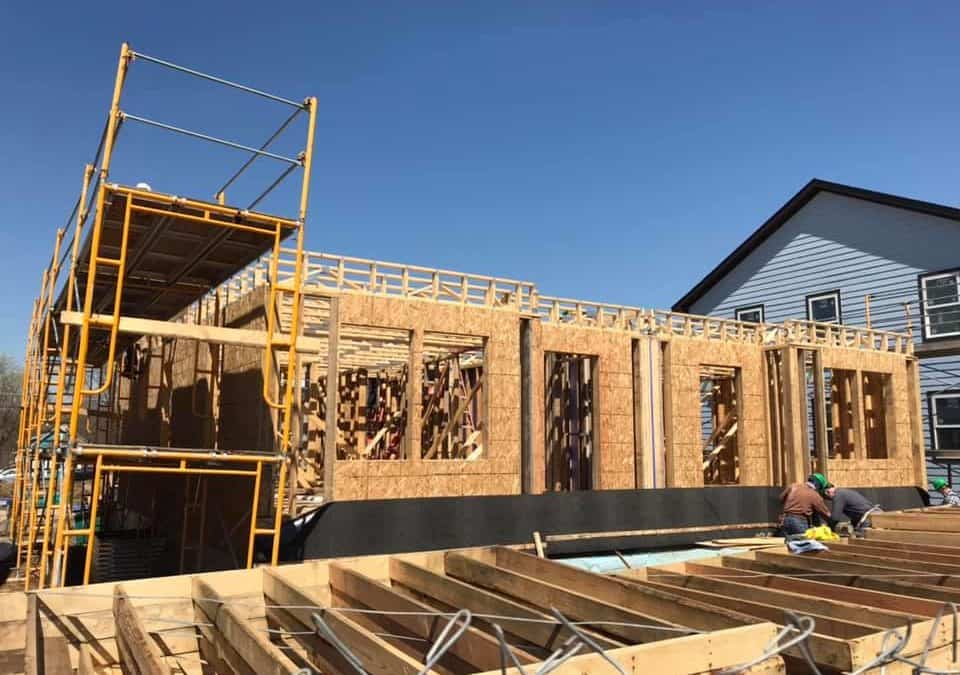 Habitat for Humanity – Holy Hammers