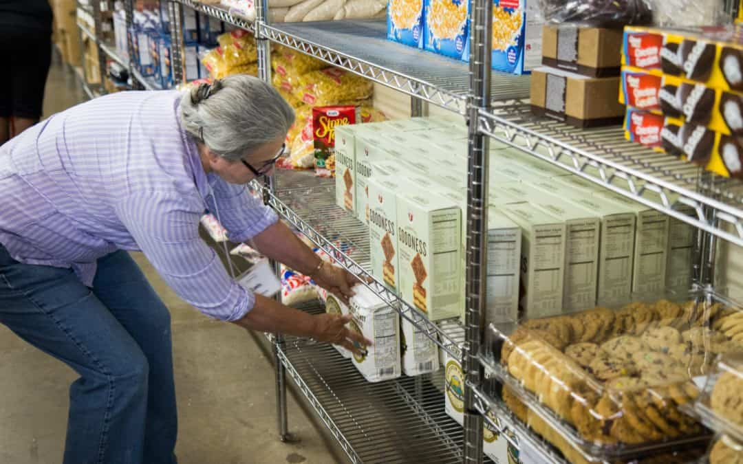 Roseville Food Shelf Closing