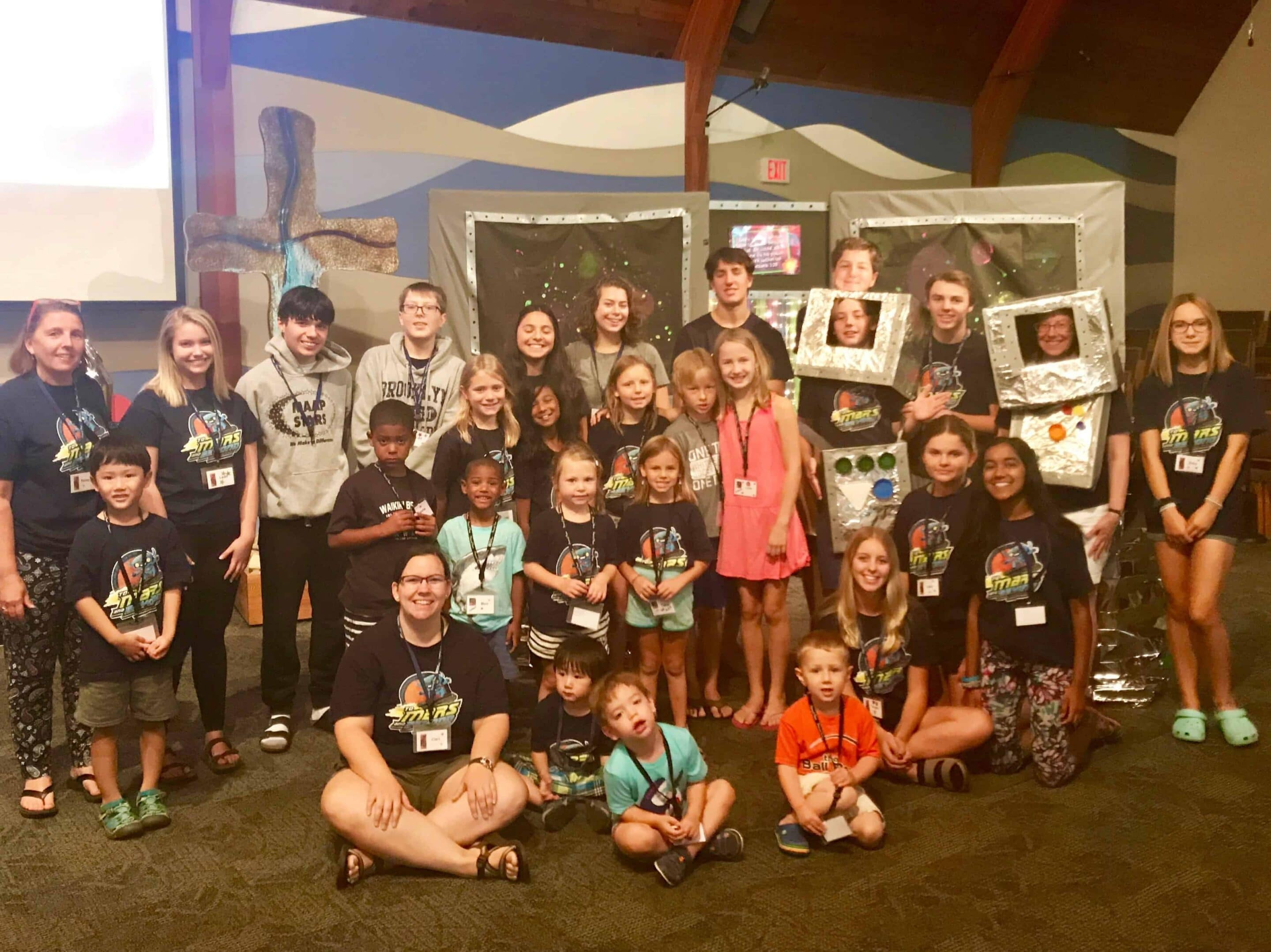 Outdoor Worship – Sept. 1 (Backpack Blessing)