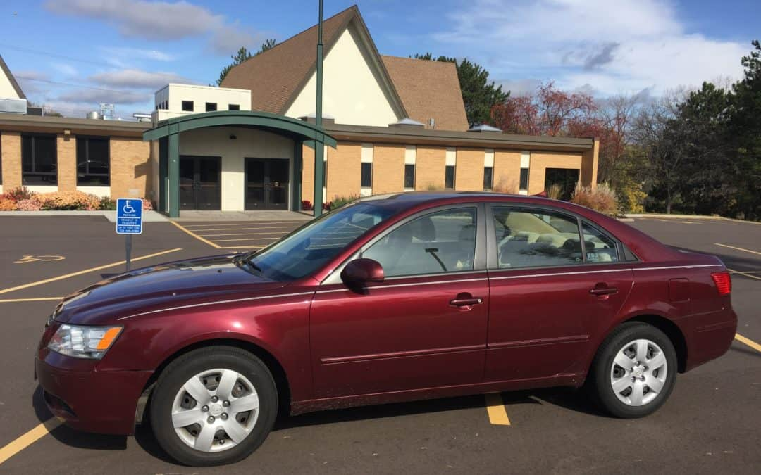 Rose's Car is for Sale