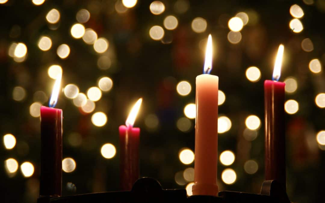 Pastor Ruth: Welcome to Advent