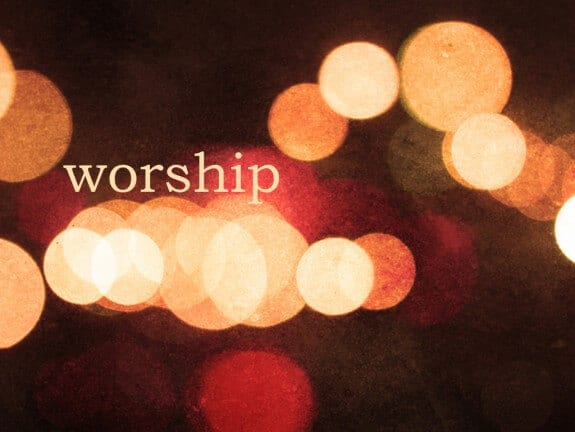 January & February Worship Notes