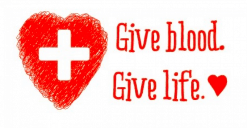 Celebrate National Volunteer Month this April: Give Blood