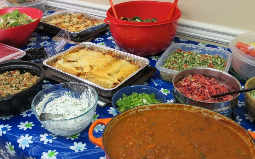 Virtual Potluck & Affordable Housing Info Meeting