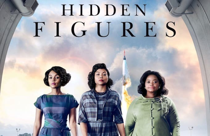 PoPcorn & Movies:  Hidden Figures – August 30