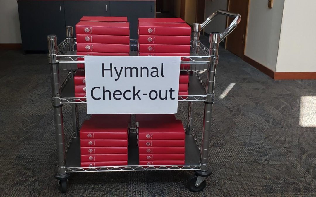 Our Hymnals Need Homes