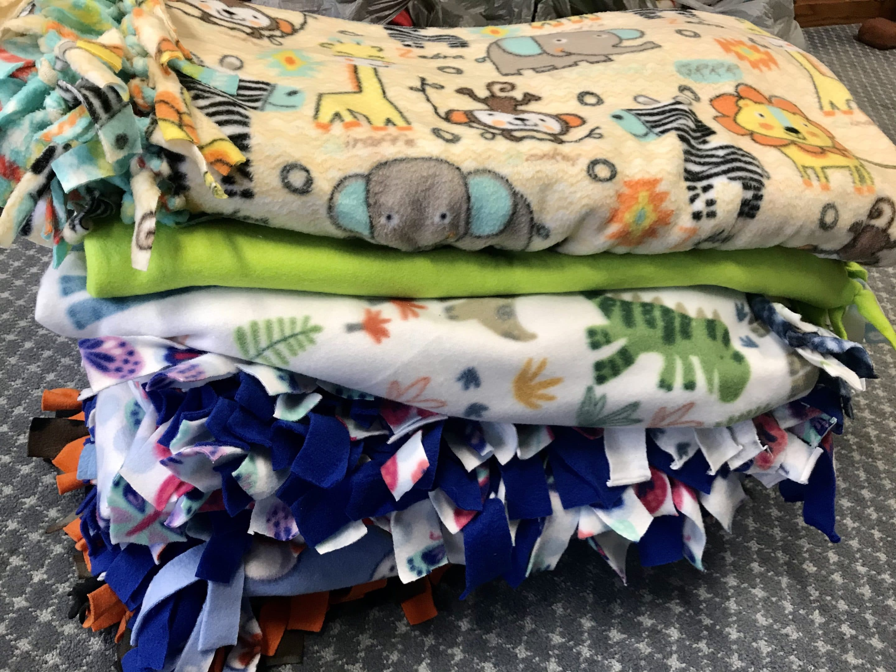 Thank you Blanket Makers!