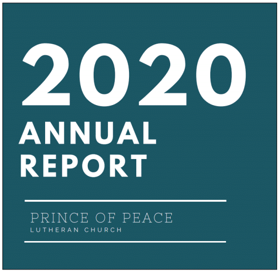 2020 Annual Report and Semi-Annual Meeting