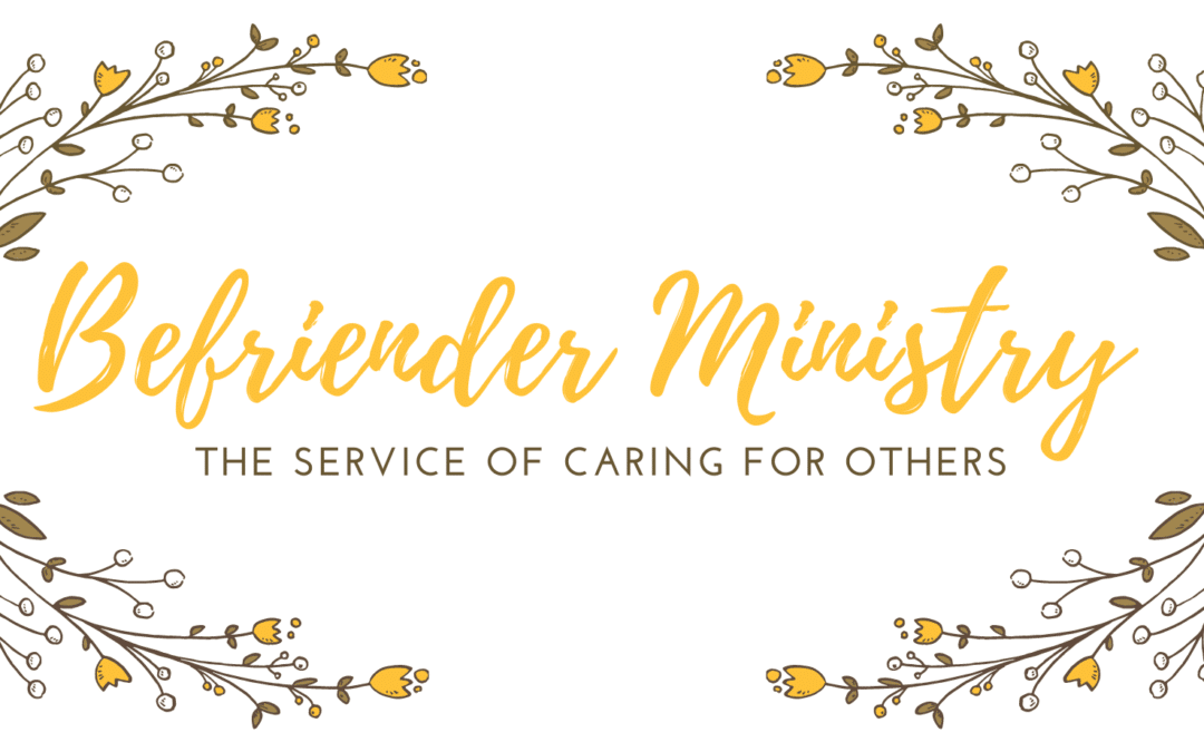 Befriender Ministry at Prince of Peace